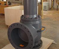 Modelos de fundición hidráulico